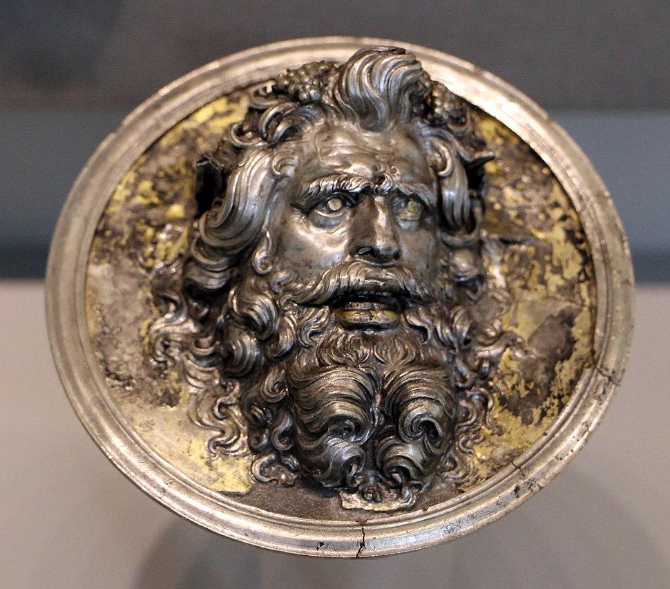 Miletopoli (oggi mysia in turchia), medaglioni ellenistici in argento, II-I sec ac. 02