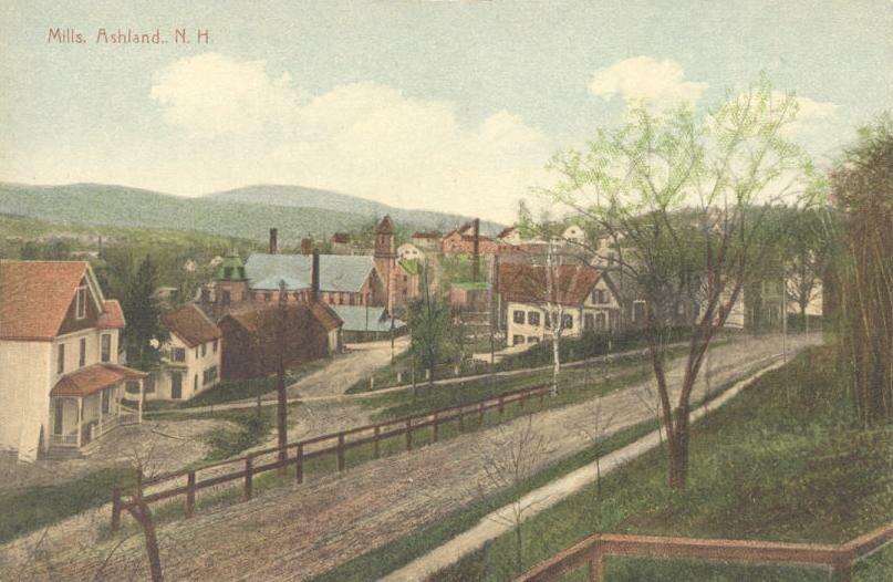 Mills, Ashland, NH