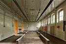 Miners shower, Rammelsberg Mining Museum, Harz, Germany, 2015-05-18-.jpg