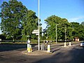Mini Roundabout at Harefield - geograph.org.uk - 28076.jpg