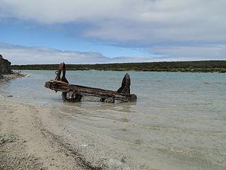 Inneston, South Australia - Image: Mining equipment