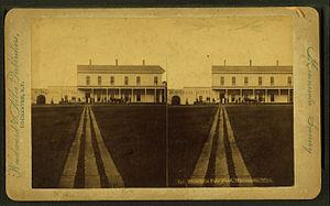Minnesota Veterans Home - Image: Minnehaha Falls hotel, Minneapolis, Minn, by Woodward & Albee
