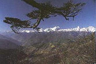 Kham - Daxue Mountains