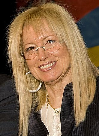 Miriam Adelson - Image: Miriam Adelson (cropped)