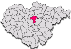 Commune Mirşid in Sălaj County