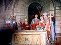 Mise au tombeau du Christ- Cathédrale de Metz (XVIe siècle) - France.JPG