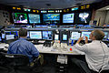 Mission Control during the release of SpaceX CRS-6.jpg