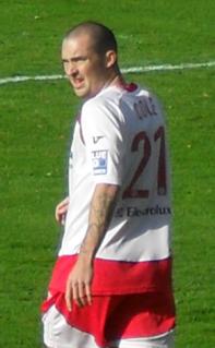 Mitchell Cole English footballer