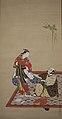 Miyagawa Isshō - Samurai and Wakashu (Bushi to wakashu) - 2018.853.25 - Metropolitan Museum of Art.jpg