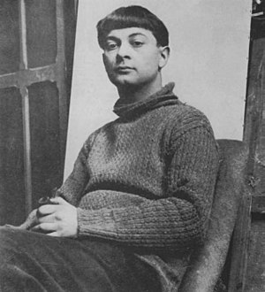 Moïse Kisling - Moïse Kisling, c.1916