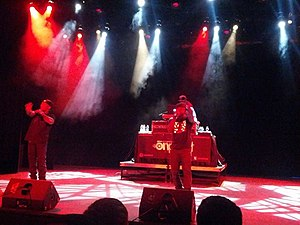 Mobb Deep - Mobb Deep performing in 2013