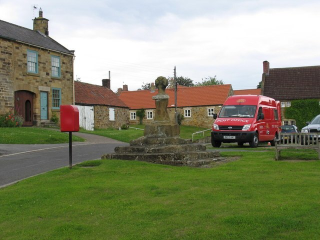 Mobile Post Office - geograph.org.uk - 848566