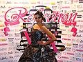 Model Danella Lucioni at the Red Carpet.jpg