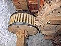 Molen Kilsdonkse molen, Dinther, maalkoppel steenrondsel spoorwiel (1).jpg