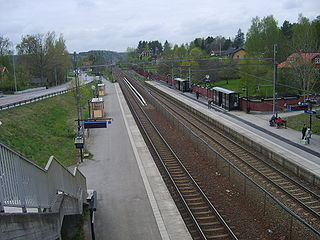 Place in Södermanland, Sweden