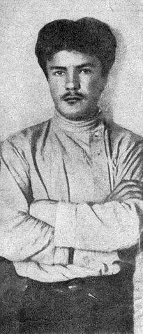 Вячеслав Скрябин (Молотов) в вологодской ссылке