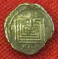 Monetiere di fi, moneta romana repubblicana con labirinto 01.JPG