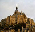 Mont Saint Michel in the morning.jpg