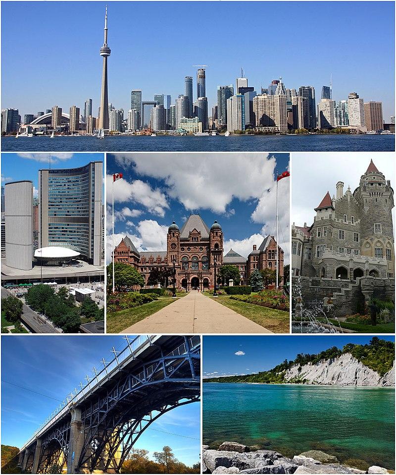 درباره کشور کانادا