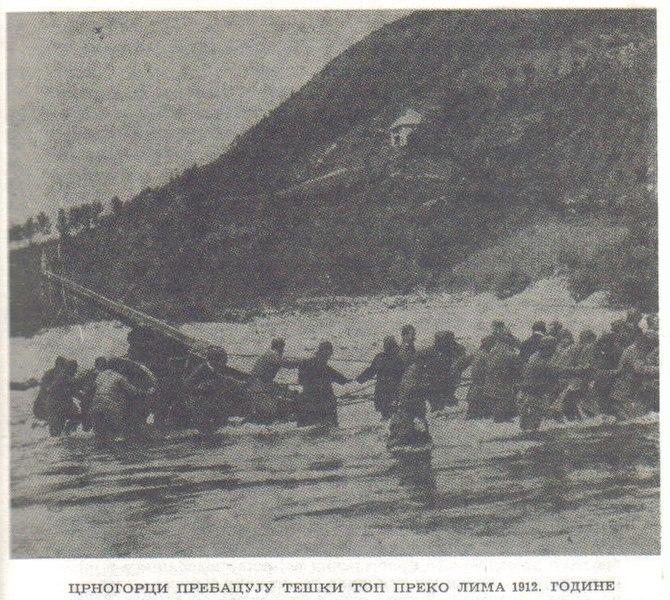 File:Montenegrin heavy cannon, 1912.jpg