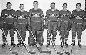 Montreal Canadiens, mid-1940s