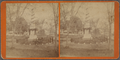 Monument decorated with wreaths and garlands, from Robert N. Dennis collection of stereoscopic views.png