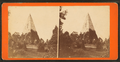 Monument of Confederate Dead, Hollywood, from Robert N. Dennis collection of stereoscopic views.png