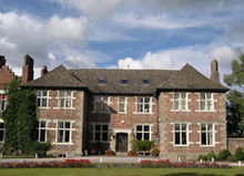 Picture of Moreton Hall main building
