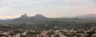 San Juan de los Morros - Image: Morros de San Juan 1
