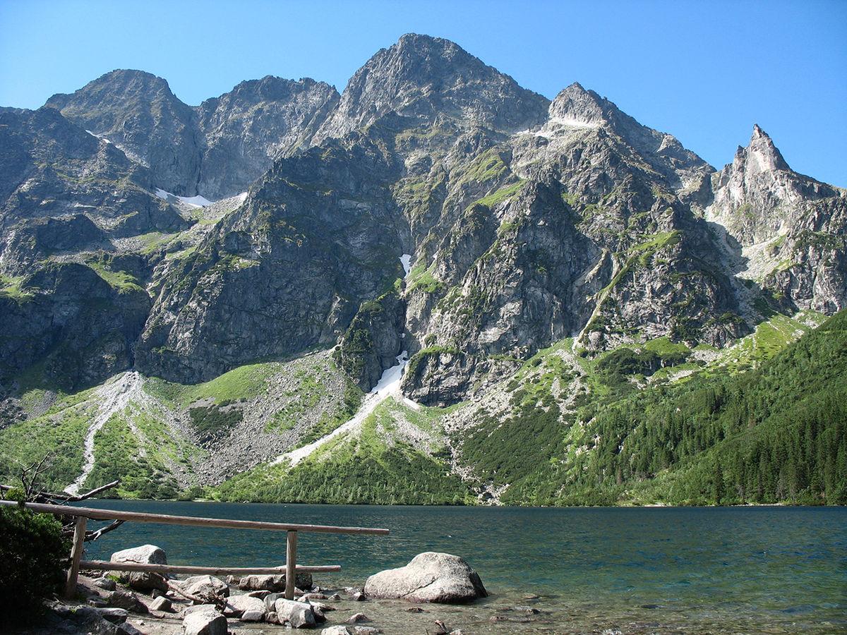 Where are the Carpathians 70