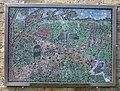 Mosaic, PACT Millennium Garden - geograph.org.uk - 763147.jpg
