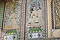 Mosaic at Mor Chowk, Udaipur City palace, Rajasthan 01.jpg