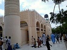 image de la Mosquée Tchana de Maradi