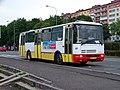 Most, Rudolická, městský autobus DPmML - Karosa B 931 (02).jpg