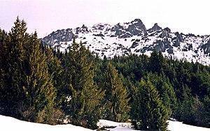 Mount Deception (Washington) - Mount Deception