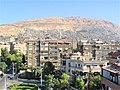 Mount Qasioun in Damascus in 2004.jpg