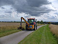 Mowing the Middlegate Verge - geograph.org.uk - 2050777.jpg