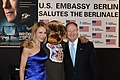 Mr. and Mrs. Emerson and the Berlinale mascot (24431887784).jpg