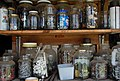 Mt. Vernon, MO - glass jars with small fasteners (7306603460).jpg