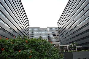 Mindtree - Mindtree Chennai at Ramanujan IT City Sez