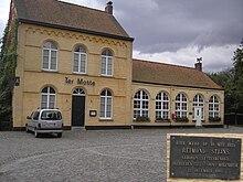Het geboortehuis van Reimond Stijns