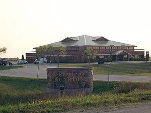 Kincardine, Ontario - The Municipality Administration Office