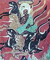Mural of Buddha in Mogao Caves, Dunhuang.jpg