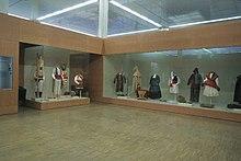 4608e2e75894 Salas de exposición permanente del Museo del Traje
