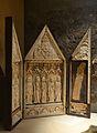 Museu catedralici de Sogorb, altar portàtil de vori, finals del segle XIX.JPG
