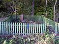 Myliatyn Ivanychivskyi Volynska-grave of unknown soviet warrior.jpg