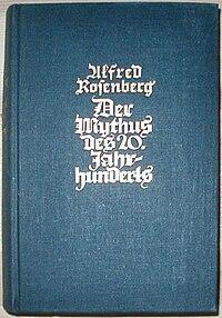 The Myth of the Twentieth Century cover