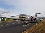 Nörvenich Air Base Lockheed F-104G Starfighter Luftwaffe 21+69 (43509861985).jpg