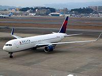 N185DN - B763 - Delta Air Lines