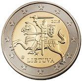 Litauische Euromünzen Wikipedia